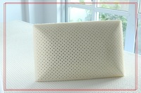 90*40*14cm Dunlopillo Latex Foam Pillow Serenity & Comfortable & Healthy Adult Bedding,Bamboo Fiber Cover, Free shipping