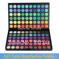 Big Discont~ New 120 Palette Makeup Eyeshadow Set Makeup Eye Shadow 01#, Free Shipping