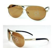 Male women's 7208 tanium alloy polarized glasses large sunglasses