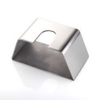 Stainless steel powder support seat  espresso powder rack