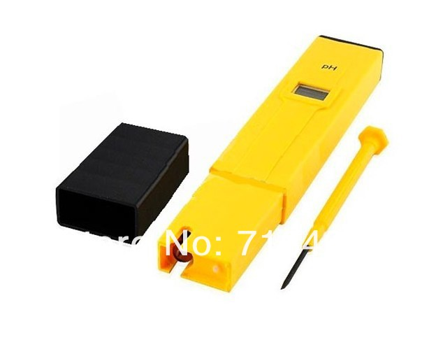 рН-метр Fashion store DHL 10 pen type ph meter 009 pen type salt meter ct 3086 0 5 0%