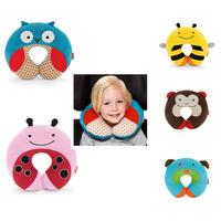 SKP Cute Cartoon Zoo Children Neck Pillow Travel U Pillow neck rest 2-4 years old