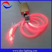0.75mm(110 pcs)1.0mm (110pcs) 16W LED fiber ceiling light kit for home decoration