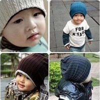 1 Pcs thread baby cap Kids hats Cotton Beanie Infant cap children baby hat for 0-3years old
