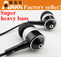 New!! High Quality! In-ear Earphone 3.5mm For Cell Phone/ Samsung/HTC/Nokia MP3/Mp4 Player/Ipod