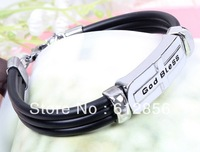 free shiping 2013 Silicone bracelet with stainless steel, Sport style Comfotable Cool fashion silicon bracelets