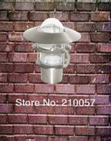 stainless steel outdoor wall lamp/led wall lamp/led sconce light/led porch light/outdoor led wall lantern