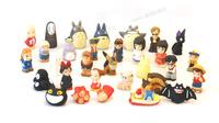 Totoro soft vinyl doll totoro echinochloa frumentacea 7 means even puppet toy decoration