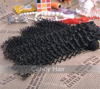 top quality brazilian curly virgin hair extension 3pcs lot kinky curly virgin hair weaves human hair weave curly new star hair