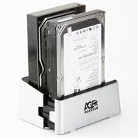 "3.5""/2.5"" SATA HDD Docking Station HDD CASE USB 2.0-ESATA High Speed"