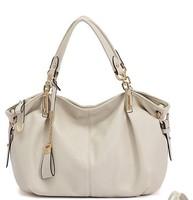 2014 Seconds Kill Real Silt Pocket Totes Fashion Handbag Vintage Shoulder Bag All Matching Fringe Short Women Handbags Leather +