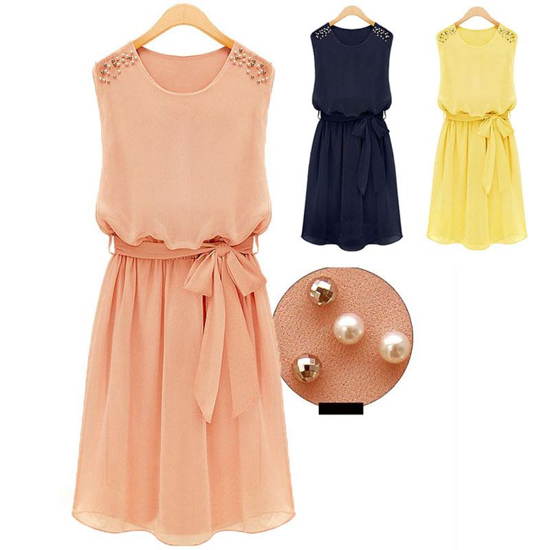 Модные платья летом доставка