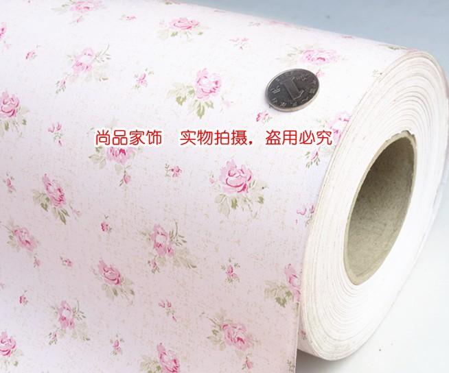 Romantische Tapete Petite Fleur : Self Adhesive Wall Paper