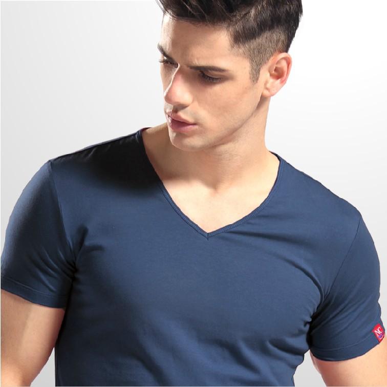 NaChuan t-shirt Men famous brand short man short-sleeved's t-shirts 3D Brand shirt cotton t shirt for man tshirt famous 13colors(China (Mainland))