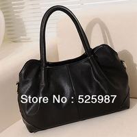 2014 women leather handbags high quality fashion women's handbags women's messenger bags 5 colors free shipping sg135
