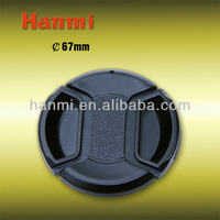 Free Shipping +Tracking Number 1PC 67mm Snap-on Front Lens Cap Cover for Universal Digital Camera Lens