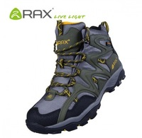 Rax Men's Athletic Shoes Hiking Climbing Mountaineering Walking Trekking Boots Waterproof Shox Skidproof Wearproof Breathable