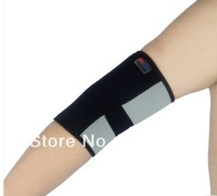 elbow pads free shipping for outdoor sports protect elbow guard support brace sports adjustable good quality of elbow protector