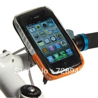 New Cycling Bike Bicycle Handlebar Bag Phone Case for iphone 4 4S or HTC