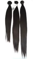 "Free Shiping12""-30"" 4Bundle/Lots Straight Queen Weave Cuticle Aligned 5A Grade Brazilian Virgin Hair"
