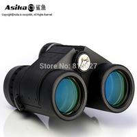 Binoculars Shark C1-8x32 BAK4 Night vision  Mini-Micro High-power High-definition Non-infrared Concert telescope