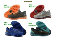 Free Shipping Hot Sale Mens 2013 Max Running Shoes Excell Erate+2 High quality Sport Shoes 10 Color SZ 36-45