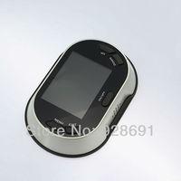 3.5 Inch LCD Digital Door Peephole Viewer 170 Degrees Camera Photo With Doorbell