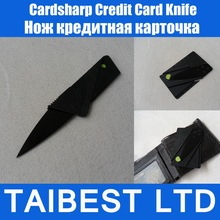 Cardsharp knife Credit Card pocket folding safety knifes(China (Mainland))