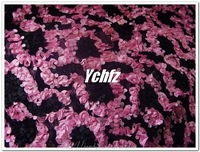 2015 Needlework 3d Two-color Three-dimensional Flowers New Wave Shaped Flower Quality Diy Handmade Fabric Lace Fashion Fabrics