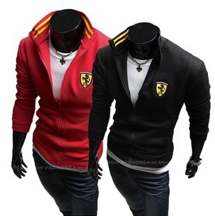 2014 New coats men moletons Mens Hoodie Jackets Coat men cardigan Men's Baseball Hoody Jacket  Designer Lamborghini,R1021