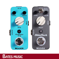 MOOER Series pedal/Ensemble King and Shim Verb/free shipping/hot sale