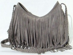 Free shipping! Hot sale Suede Fringe Tassel Shoulder Bag women's fashion handbag 4colors(China (Mainland))