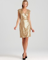 Sequin V Neck Sexy Fashion Straight Cocktail Dresses No Risk Shopping