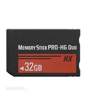 100% Full Capacity MS HG 2G 4GB 8GB16GB 32GB 64G Memory Stick Pro Duo Memory Cards Free shipping