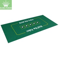 free shipping Texas Hold'em tablecloths poker table cloth playing cards poker cards card games poker set sports cards