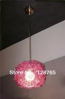 Wholesale 100% Handmade Aluminum Cord Pendant Lamp 1009