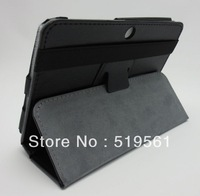 Free shipping Large Supply Q88 Tablet Case, 2013 Hot Tablet Leather Protective Sleeve With Waterproof Anti-Dust Function 10pcs