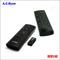 A.C.Ryan RF03AC 2.4Ghz mini wireless Keyboard & Fly/ Air Mouse for PC, Smart TV or Android TV Box NEW in Box Free Shipping