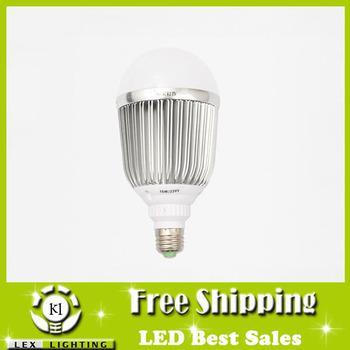 Led Bulb Lamp 15W 18W E27 Pendant Lights Energy Saving Warm White/White Bright Light Source AC220V 110V 240V Free Shipping