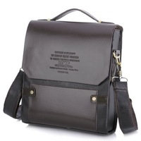 2013 new arrival business man bag portable hight quality PU leather man message bags shoulder bag/man bag Free shipping
