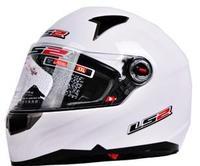 Very cool cool Ls2 helmet ls2 ff396 glazed steel double lenses motorcycle helmet