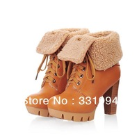 Small yards shoes small yards shoes 32 33 plus size boots  41 42 43 ultra high heels boots snow boots Customized size code boots