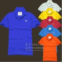 2013 new arrivals men's brand A87 men's t-shirt .European and American style t shirt free shipping