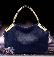 New arrival 2013 New Hot women's handbag cross-body  fashion summer leather shoulder large bag,retail
