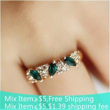 Free shipping (Min order $10 )Retro elegant sweet ring E0052