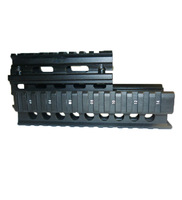 NATOARMS NA-MTS3105 Quad Rail Hand Guard System Short top