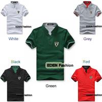 Men's Polo Shirt Men's Short Sleeve Shirt slim fit ,men's shirt ,cotton Polo shirt