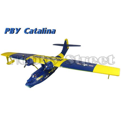 Dynam full set scale model plane PBY Catalina EPO 1470mm 4Ch 2.4G RC warbird airplane(China (Mainland))