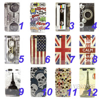 Various Cartoon Design Pattern Hard Case Cover Skin For Motorola Droid RAZR XT910 XT912 + Screen Protector + Wholesale