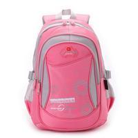 Primary school students school bag child 1 - 3 Nylon waterproof backpack  6083